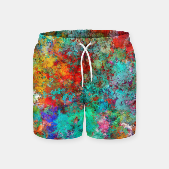 Thumbnail image of Mixer Swim Shorts, Live Heroes