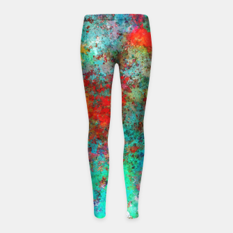 Thumbnail image of Mixer Girl's leggings, Live Heroes