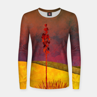 Thumbnail image of One desert Women sweater, Live Heroes