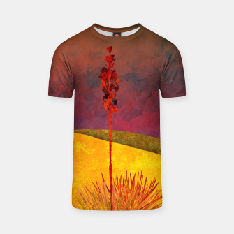 Thumbnail image of One desert T-shirt, Live Heroes