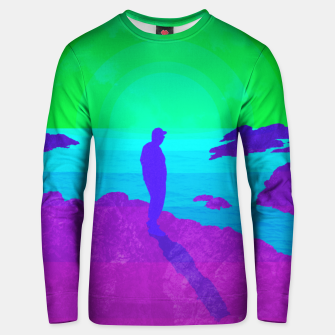 Thumbnail image of On The Rocks - Vibrant Variant Unisex sweater, Live Heroes