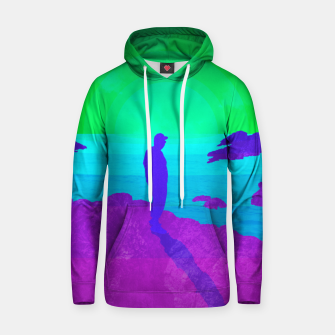 Thumbnail image of On The Rocks - Vibrant Variant Hoodie, Live Heroes