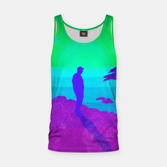 Thumbnail image of On The Rocks - Vibrant Variant Tank Top, Live Heroes