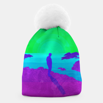 Thumbnail image of On The Rocks - Vibrant Variant Beanie, Live Heroes