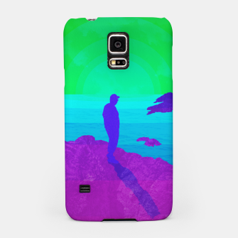 Thumbnail image of On The Rocks - Vibrant Variant Samsung Case, Live Heroes