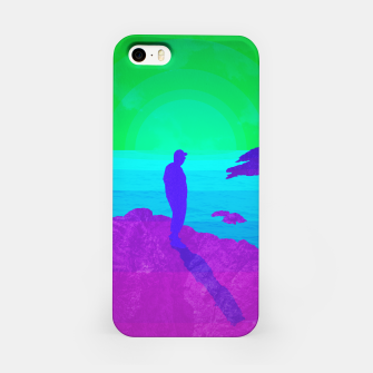 Thumbnail image of On The Rocks - Vibrant Variant iPhone Case, Live Heroes