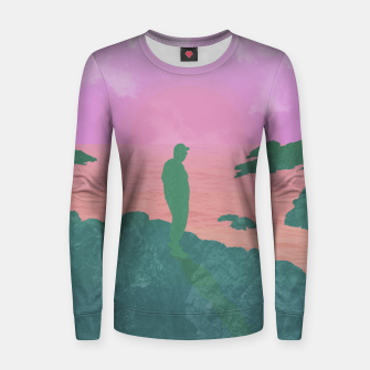 Thumbnail image of On The Rocks - Pastel Variant Women sweater, Live Heroes