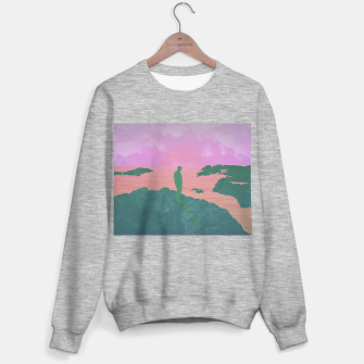 Thumbnail image of On The Rocks - Pastel Variant Sweater regular, Live Heroes