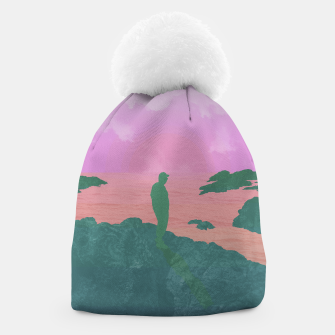 Thumbnail image of On The Rocks - Pastel Variant Beanie, Live Heroes