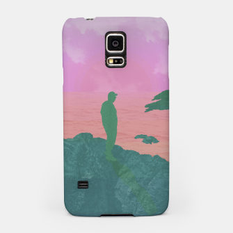 Thumbnail image of On The Rocks - Pastel Variant Samsung Case, Live Heroes