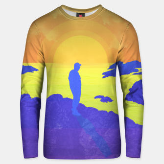 Thumbnail image of On The Rocks Unisex sweater, Live Heroes