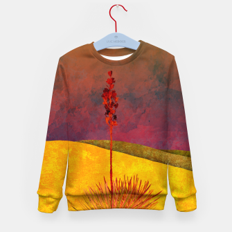 Thumbnail image of One desert Kid's sweater, Live Heroes