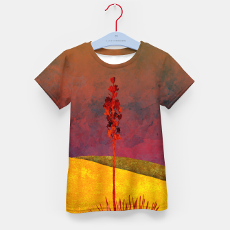Thumbnail image of One desert Kid's t-shirt, Live Heroes