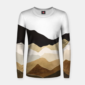 Thumbnail image of Golden Stars Women sweater, Live Heroes