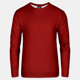 Thumbnail image of color maroon Unisex sweater, Live Heroes