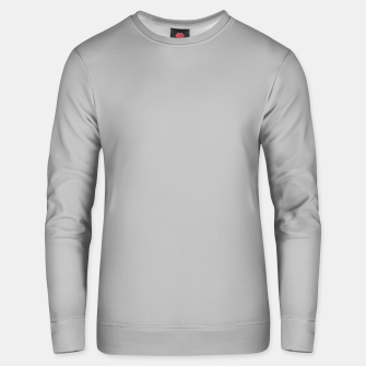 Thumbnail image of color silver Unisex sweater, Live Heroes