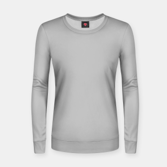 Thumbnail image of color silver Women sweater, Live Heroes
