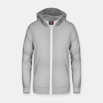 Thumbnail image of color silver Zip up hoodie, Live Heroes