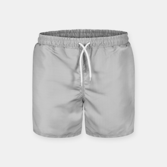 Thumbnail image of color silver Swim Shorts, Live Heroes