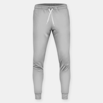 Thumbnail image of color silver Sweatpants, Live Heroes