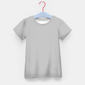 Thumbnail image of color silver Kid's t-shirt, Live Heroes