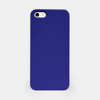 Miniaturka color midnight blue iPhone Case, Live Heroes