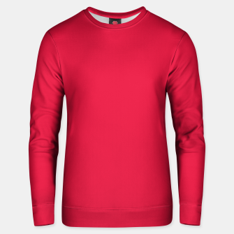 Thumbnail image of color crimson Unisex sweater, Live Heroes