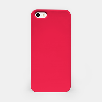 Thumbnail image of color crimson iPhone Case, Live Heroes