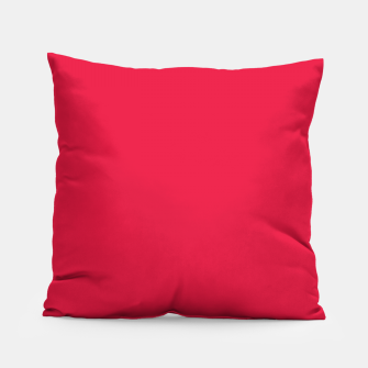 Thumbnail image of color crimson Pillow, Live Heroes