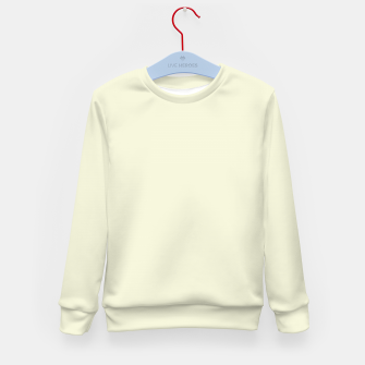 Thumbnail image of color beige Kid's sweater, Live Heroes