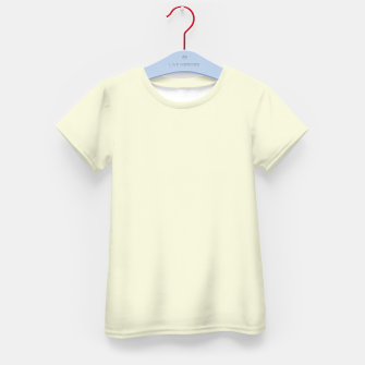Thumbnail image of color beige Kid's t-shirt, Live Heroes