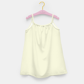 Thumbnail image of color beige Girl's dress, Live Heroes