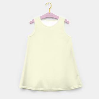 Thumbnail image of color beige Girl's summer dress, Live Heroes