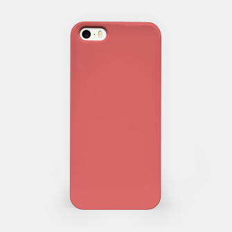 Miniaturka color indian red iPhone Case, Live Heroes