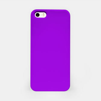 Thumbnail image of color dark violet iPhone Case, Live Heroes