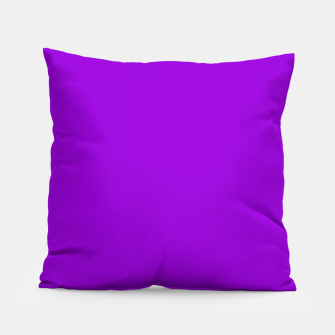 Thumbnail image of color dark violet Pillow, Live Heroes