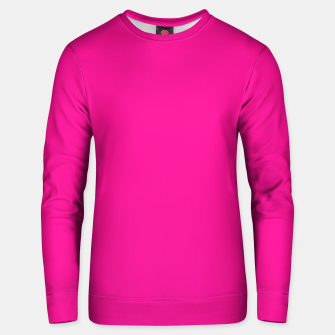 Miniatur color deep pink Unisex sweater, Live Heroes