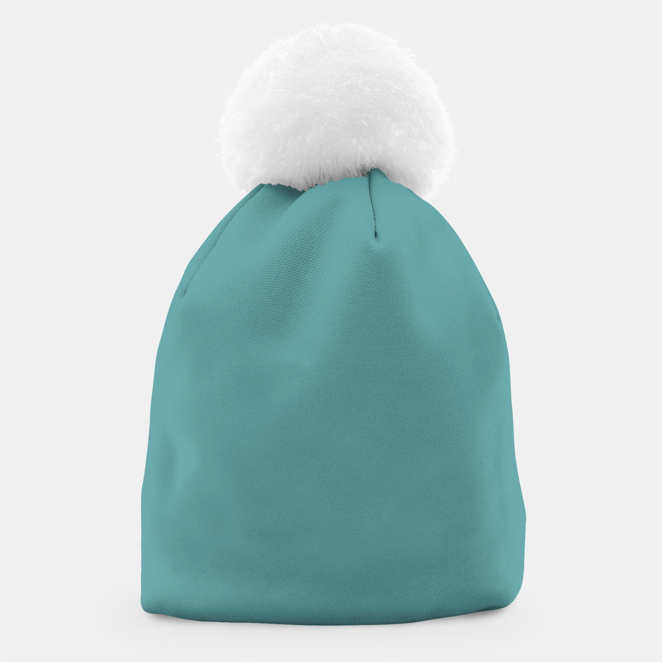 Image of color cadet blue Beanie - Live Heroes
