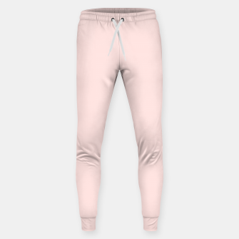 Thumbnail image of color misty rose Sweatpants, Live Heroes