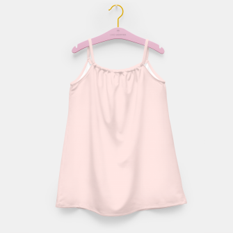 Thumbnail image of color misty rose Girl's dress, Live Heroes