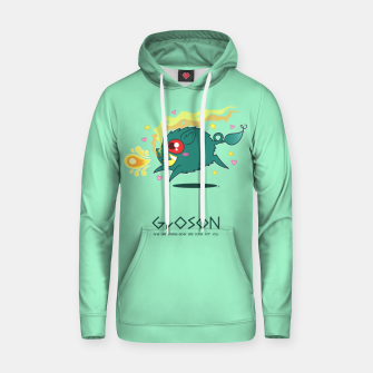 Thumbnail image of Gloson - the darkness-sow Hoodie, Live Heroes