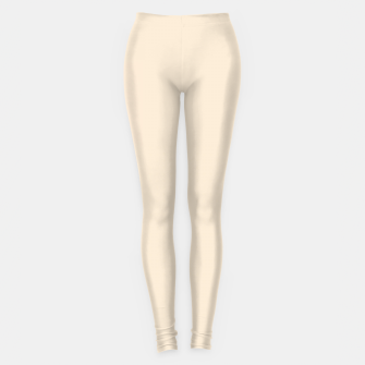Thumbnail image of color antique white Leggings, Live Heroes