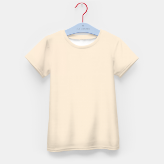 Thumbnail image of color antique white Kid's t-shirt, Live Heroes