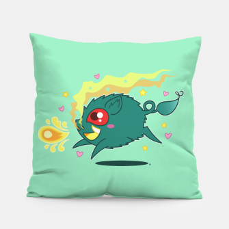 Thumbnail image of Gloson - the darkness-sow Pillow, Live Heroes