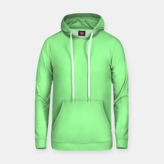 Thumbnail image of color pale green Hoodie, Live Heroes