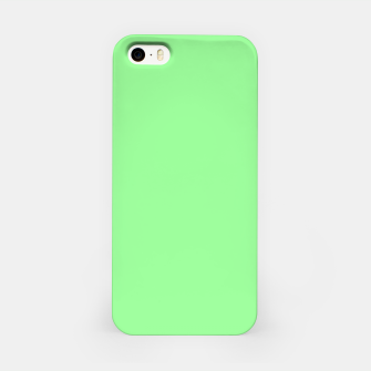 Thumbnail image of color pale green iPhone Case, Live Heroes