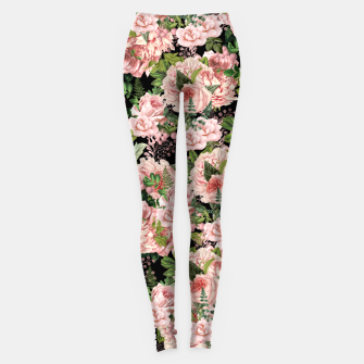 Thumbnail image of Wild roses Legginsy, Live Heroes