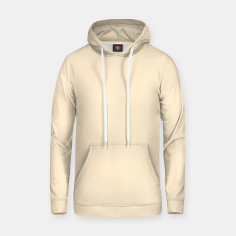 Miniatur color blanched almond Hoodie, Live Heroes