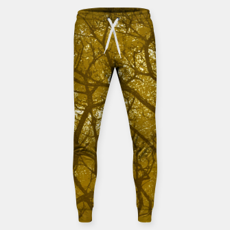 Miniaturka Forest Landscape Illustration Sweatpants, Live Heroes
