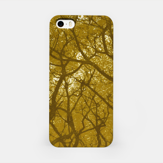 Miniaturka Forest Landscape Illustration iPhone Case, Live Heroes